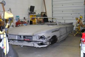 1960 Buick Convertible